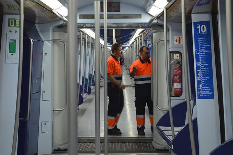 Instalación Vagón Tren